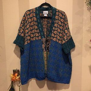Sweaters - Beautiful Guatamalan imported sweater/cardi